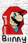 mario by Oneloveinworld