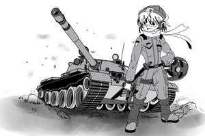 Tank Crew (Try to act cool) - Repaired by Xandier59