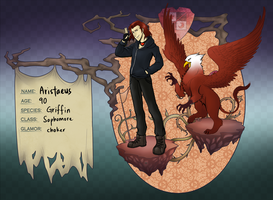 [MA] Aristaeus by Yumikerr