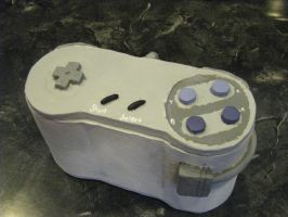 SNES Controller Box by sonicmaster1989
