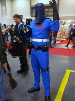 Cobra Commander with Hood by FraterSINISTER