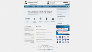 Universite in Turkish internet project by alidemirci1