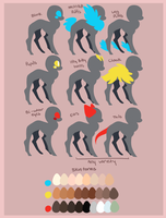 CRYPTPIP SPECIES GUIDE: Rarities by Icarusis