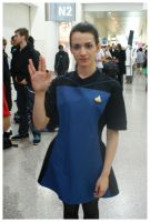 011 - Live Long and Prosper by Kiyoshi-Ryuu