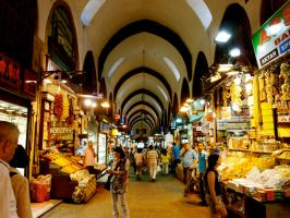 The cosy spice market by jacobjellyroll