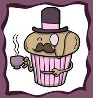 Mr Muffin by Pabloic