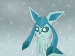 Glaceon by Akivi