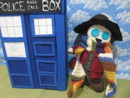 Fourth Doctor by Rei2jewels