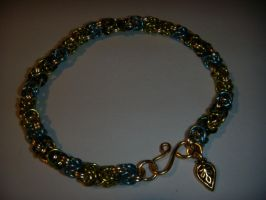 Tiana inspired bracelet by TianaTinuviel
