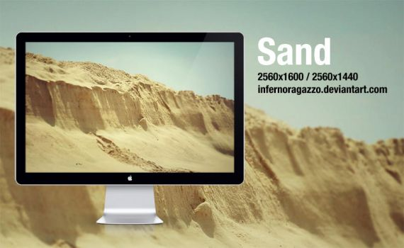 Sand HD Wallpaper by infernoragazzo
