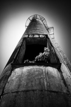 Old Mill Stack by nutmeg-42