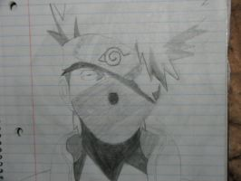 Kakashi by Kiranaomipartners