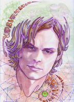 Spencer Reid 013 by whiteshaix