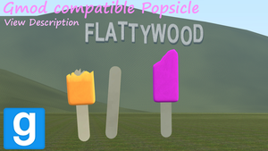 [Gmod DL]: Gmod compatible Popsicle by Benno950