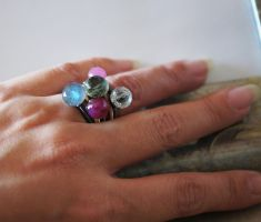 Stacking Ring by CrysallisCreations