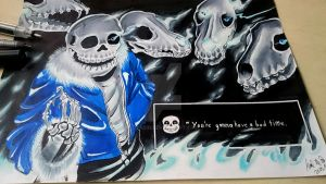 You're gonna have a bad time by DlaSir
