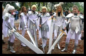 Claymore Group by OrAnGeMaSk