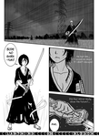 BLEACH fanmanga The White Queen Bee 036 by Lanthiro