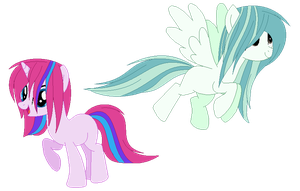 DOLL-Pink Pop And Ocean Breeze by Iheartmlp237