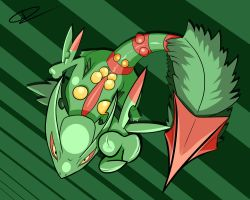 Mega Sceptile by GdGreat