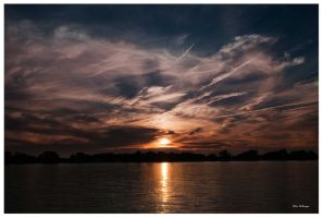 Sunset 061310 by PeterDeBurger
