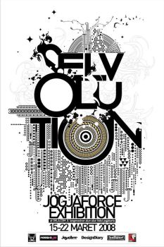 JOGJAFORCE EXHIBITION POSTER by ngupi