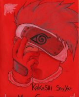 Merry Christmas by Kakashi by MewIly