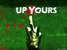 "L4D ""Up Yours"" by Eleventy-7"