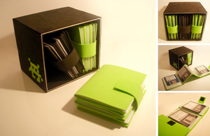 3D Project 2: Floppy Disc Box by lain56