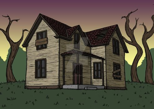 House Background by Its-a-Carly