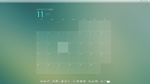 :: November Desktop Minimal :: by Sympli-Me