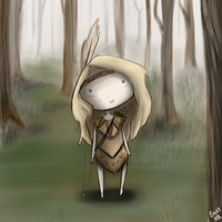 Among the Trees by Zephyrenth