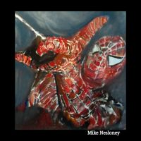 spiderman by mike-nesloney