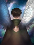 LeviWeek 3: Wings of Freedom by MrsZelkam
