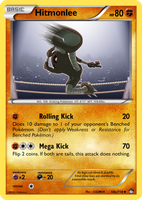 TheAlphaRanger Fake Cards 106/718: Hitmonlee by TheAlphaRanger