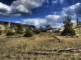 Yellowstone in HDR 2 by draqza