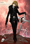 Mello -Death Note by Jacmer
