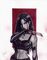 X-23 by Protokitty