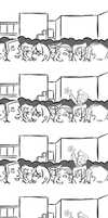Big City storyboards part 2 by cmbarnes
