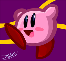 Random Kirby Pic by ZBot9000