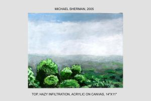 2005 hazy infiltration by Michael-Sherman