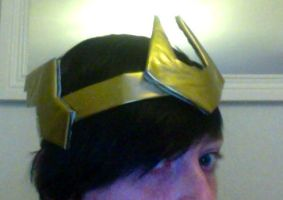 Kid Loki Crown by BattyTea