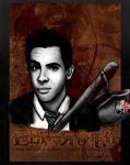 Eli Roth by Until-The-Dark