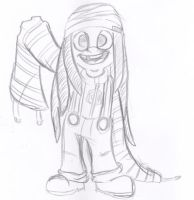 Fred Sketch by patanu