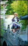 Parsee - Touhou - [Thinking about it] by GeniMonster