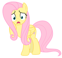Vector: Fluttershy 12 by EStories
