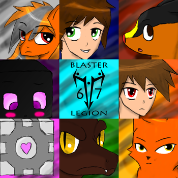 Icons of Icons by YourLegion