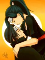 Request: Itachi X Ayumi by honeyf
