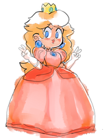 peachy by wunking