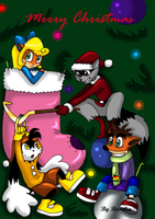 Merry Xmas friends 2011 by fizzreply